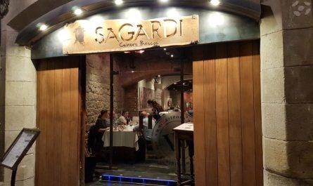 Sagardi Bcn Gotic Barcelona JoyDellaVita