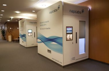 napcabs Sleeping Box Berlin Tegel Airport TXL Travel Blog JoyDellaVita