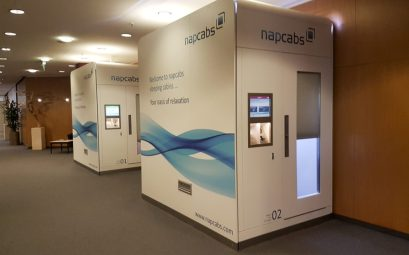 napcabs Sleeping Box Berlin Tegel Airport TXL Travel Blog JoyDellaVita