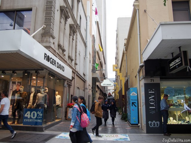 Adelaide Shopping South Australia JoyDellaVita