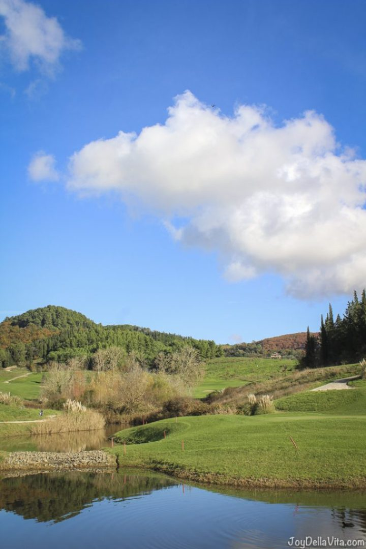 Toscana Resort Castelfalfi Golf Course