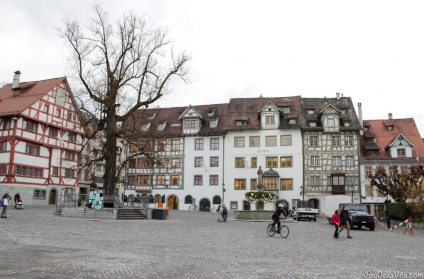 Travel Diary: St. Gallen in Winter