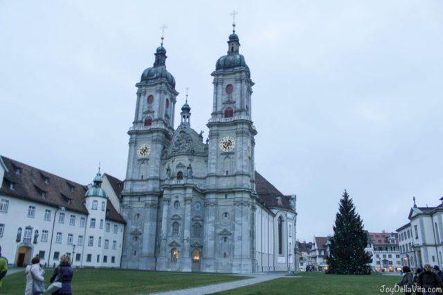 St Gallen in Winter JoyDellaVita