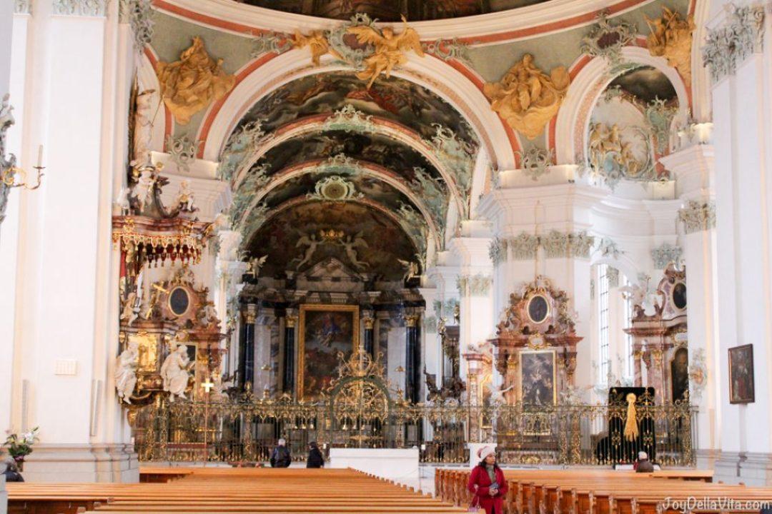 Cathedral Stiftskirche St. Gallen
