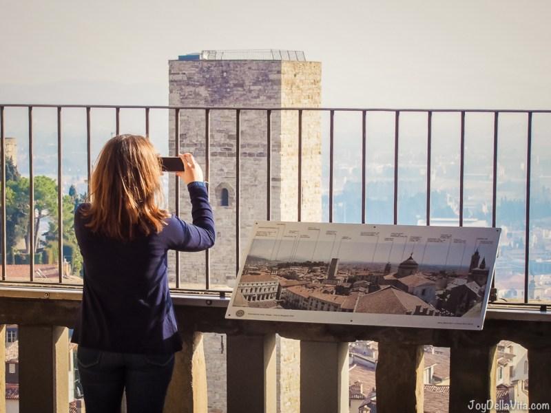 Travel Blogger Lisa Schwarz Bergamo Italy JoyDellaVita