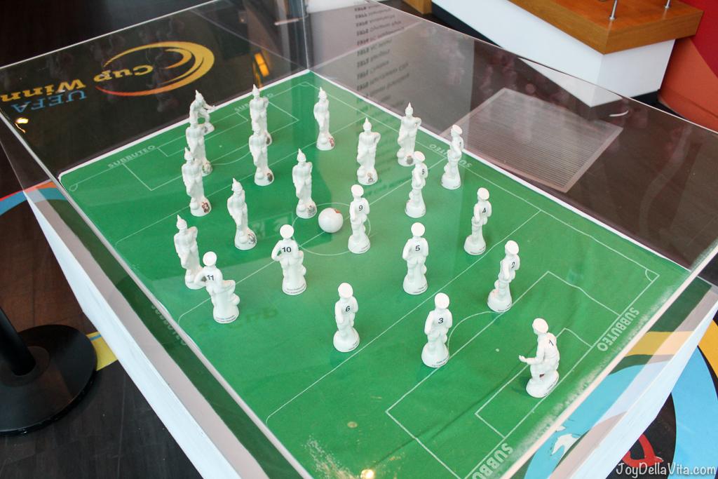 Football Museum Manchester JoyDellaVita