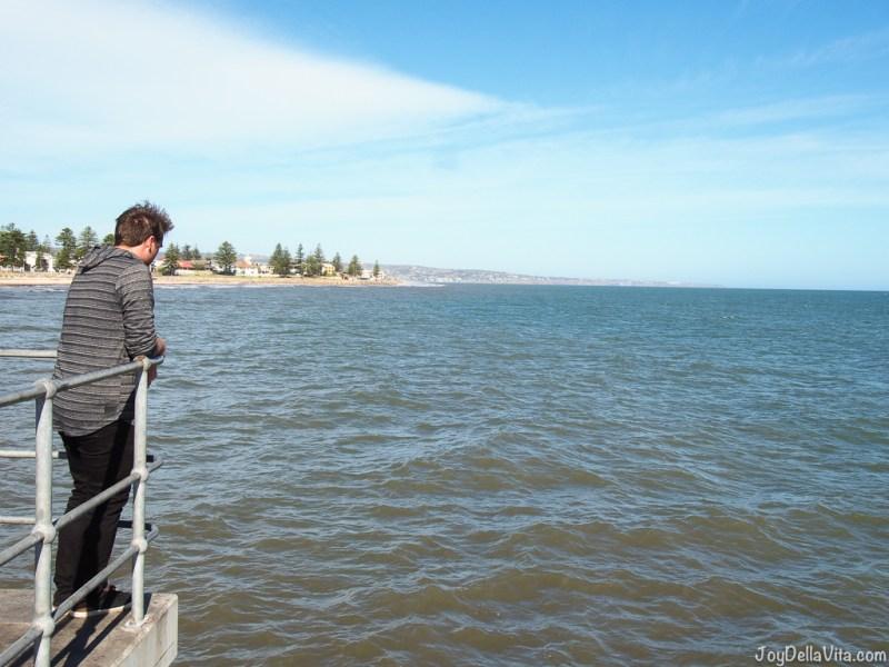 Glenelg Beach Adelaide Australia JoyDellaVita
