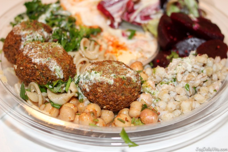 GoFalafel Salad Box Manchester