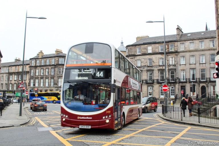 (Public) Transport in Edinburgh, Scotland