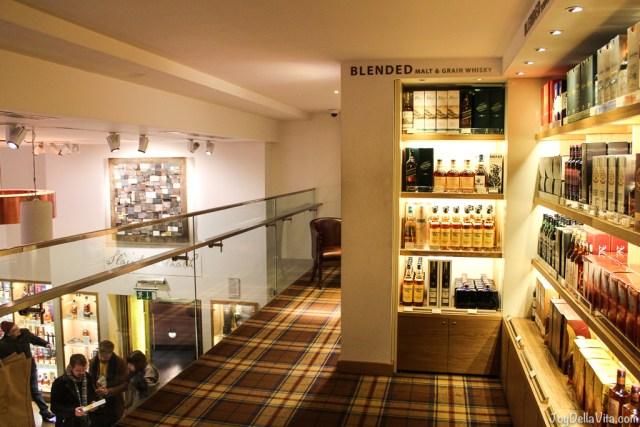 Scotch Whisky Experience Edinburgh JoyDellaVita