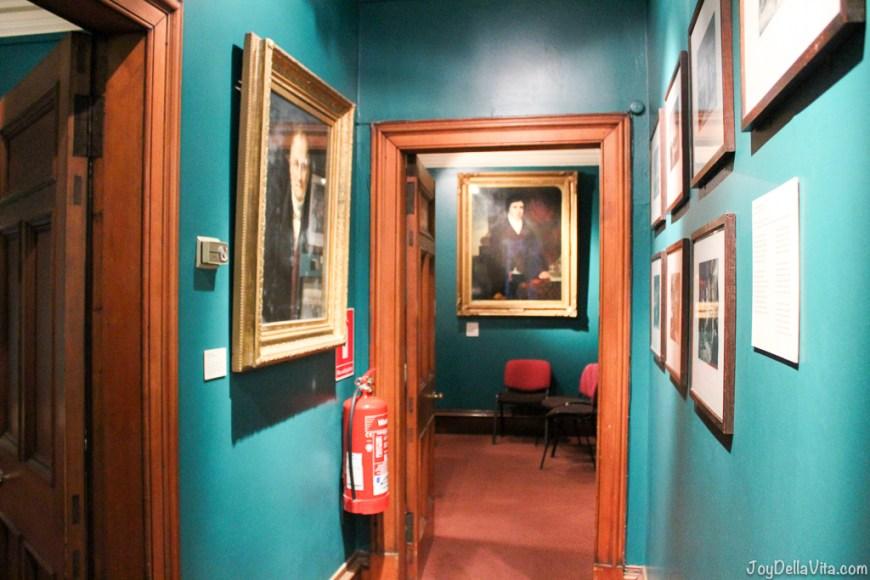 Writers Museum Edinburgh JoyDellaVita