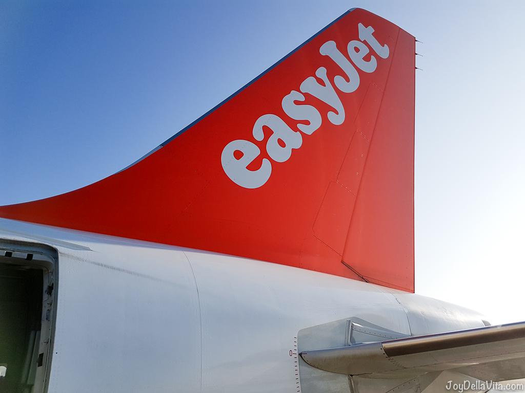 easyJet Wing JoyDellaVita