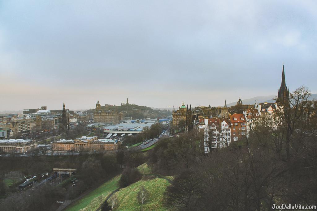 Calton Hill Edinburgh JoyDellaVita
