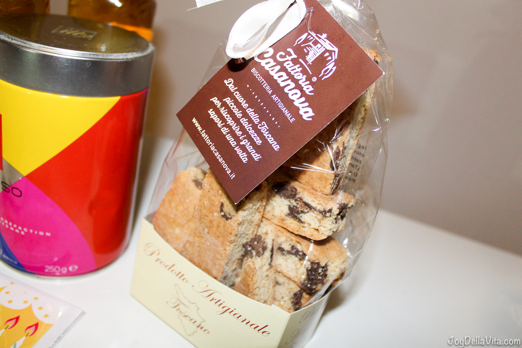 Cantuccini con cioccolato EATALY JoyDellaVita
