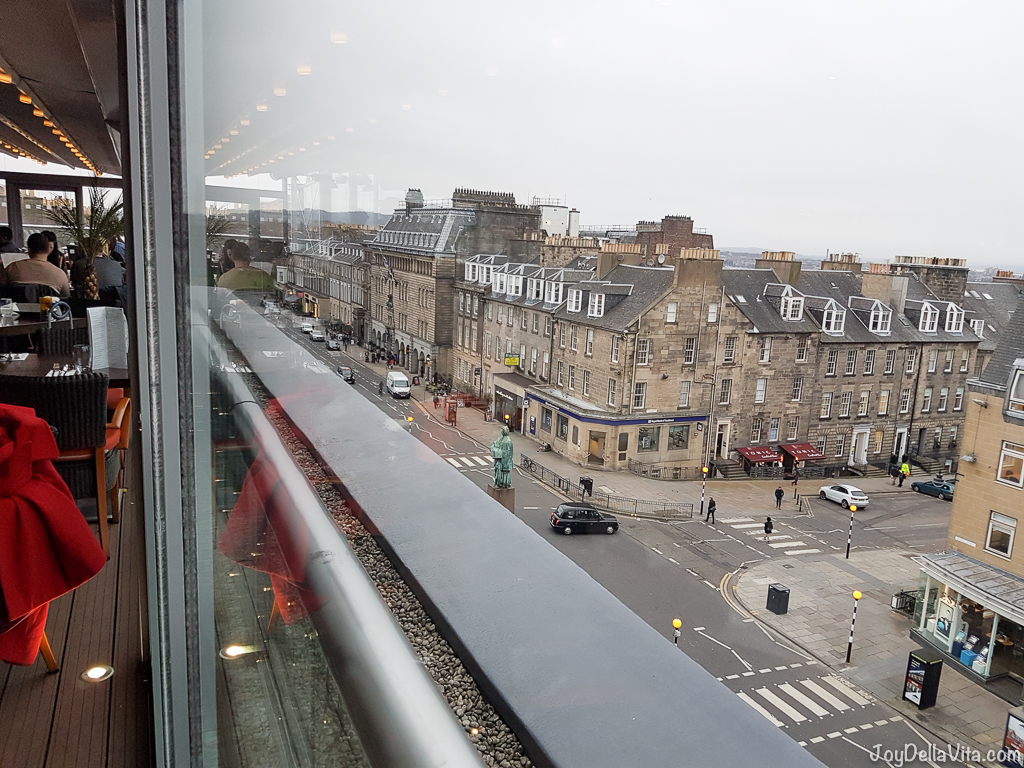 Chaophraya Thai Restaurant Edinburgh with a view of Edinburgh ...