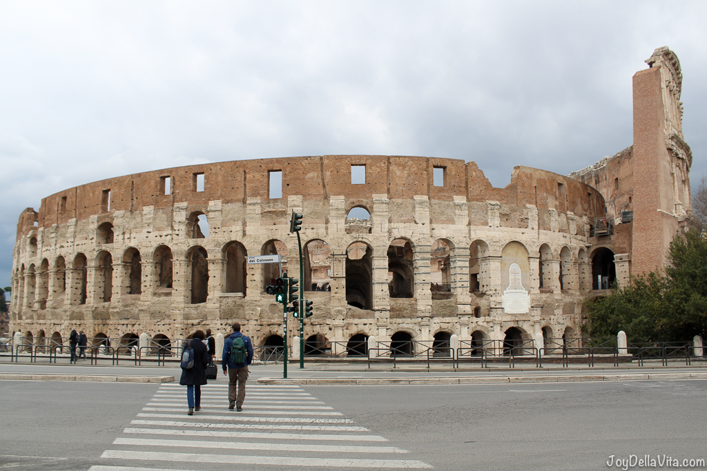Kolosseum Rom Travelblog JoyDellaVita