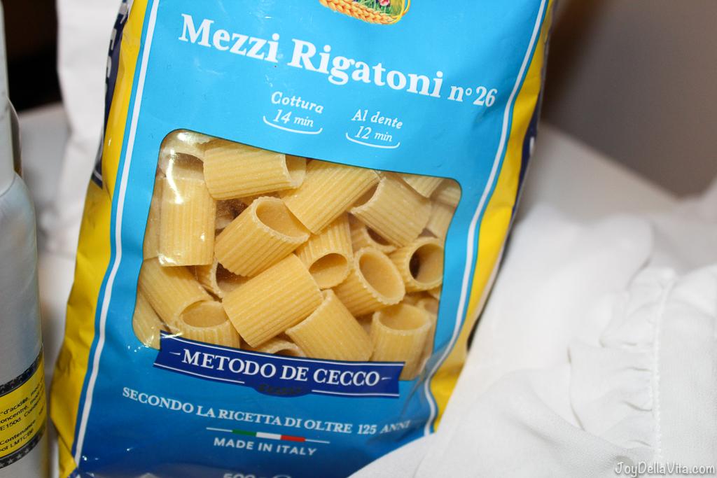Italian Pasta Italy JoyDellaVita