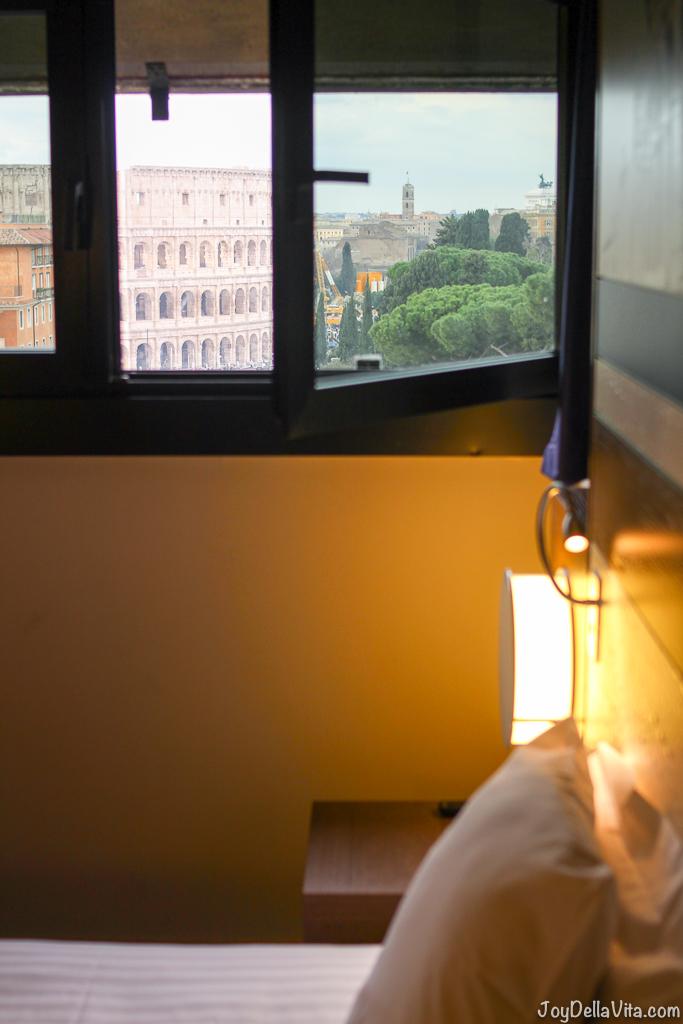 Mercure Roma Centro Colosseo Hotel Rome JoyDellavita