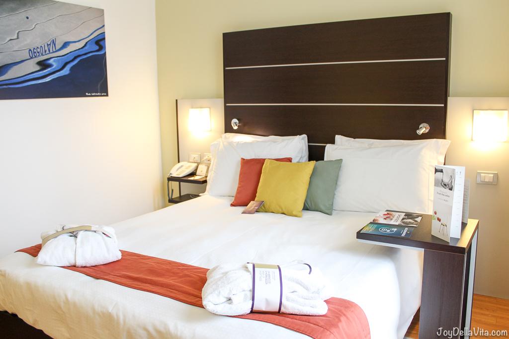 Naples Hotel Mercure Napoli Centro Angioino JoyDellaVita