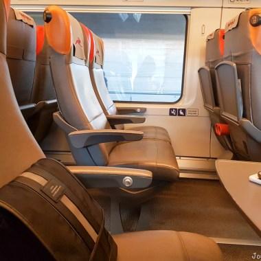 italo Train Naples Rome JoydellaVita