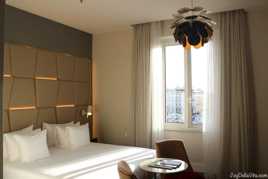 nh Collection Hotel Cinquecento Rome JoyDellaVita