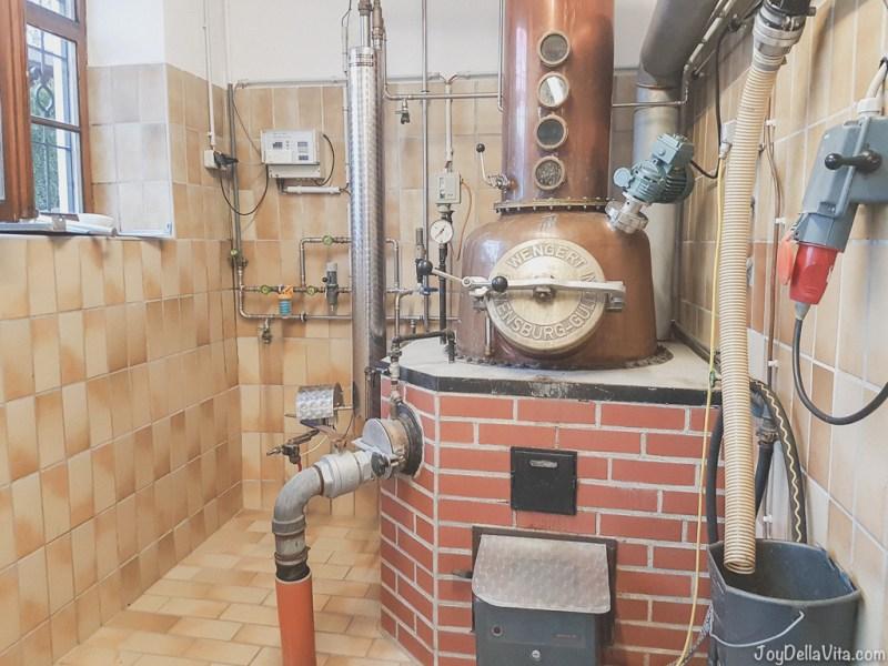 Distillery Brewery Tour Schöre Tettnang Lake Constance JoyDellaVita