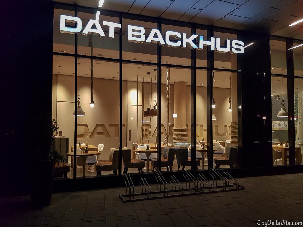 DAT BACKHUS Hafencity Hamburg JoyDellaVita