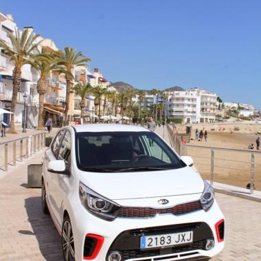 Day Trip Roadtrip Barcelona Kia Picanto GT-Line JoyDellaVita