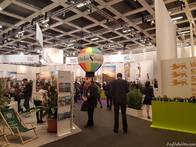Baden-Württemberg at ITB 2017