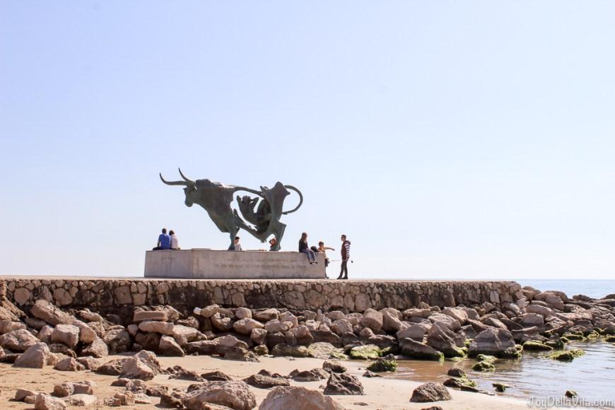 Pasífae - Escultura de Oscar Estruga Vilanova