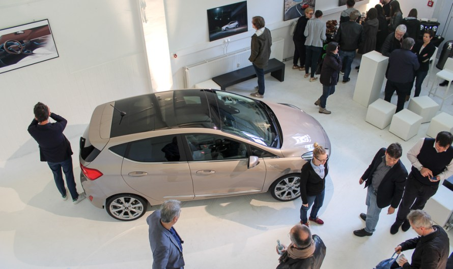 How Design affects our driving experience – Ford Fiesta Design Talk