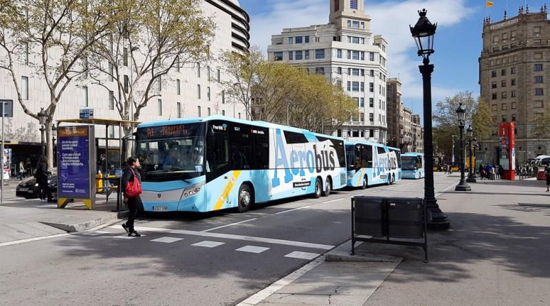 Aerobus Barcelona Travelblog JoyDellaVita
