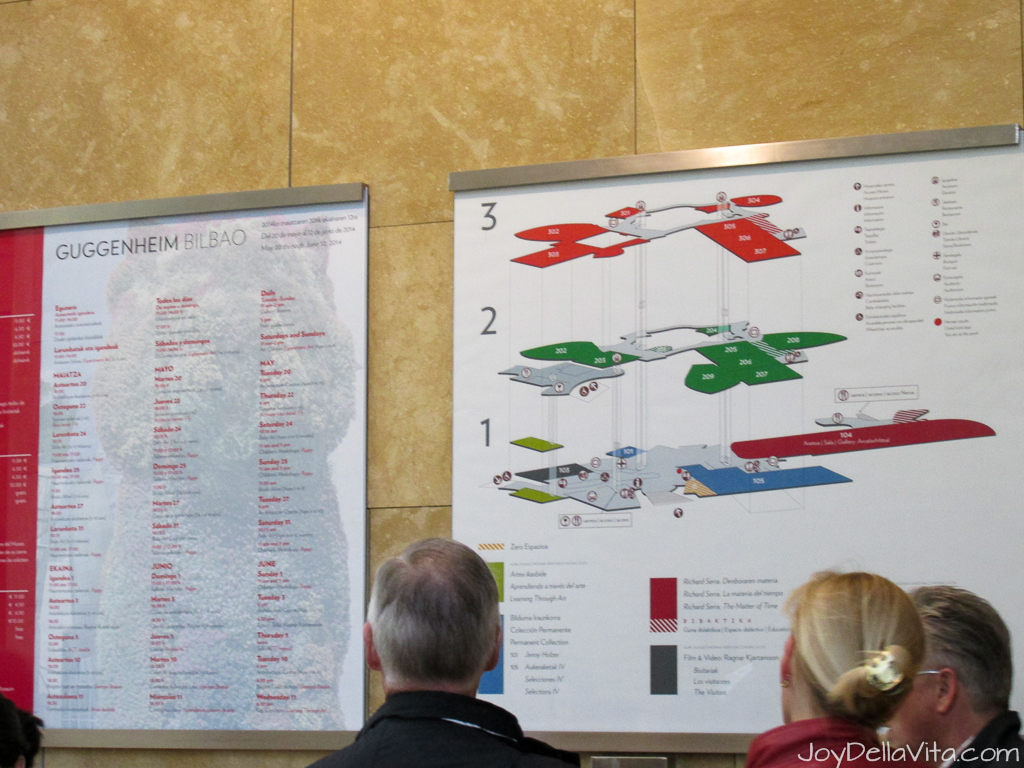 Guggenheim Bilbao Travel Blog Joy Della Vita
