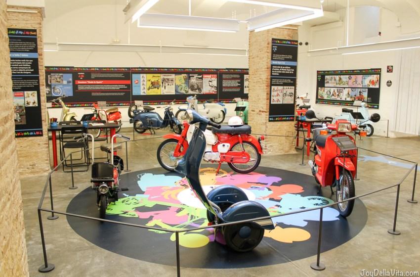 Motorbike Museum Museo Moto in Barcelona