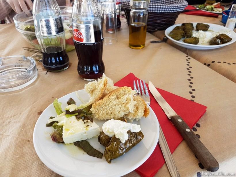 Αkrogiali Restaurant Kato Zakros Beach Crete JoyDellaVita