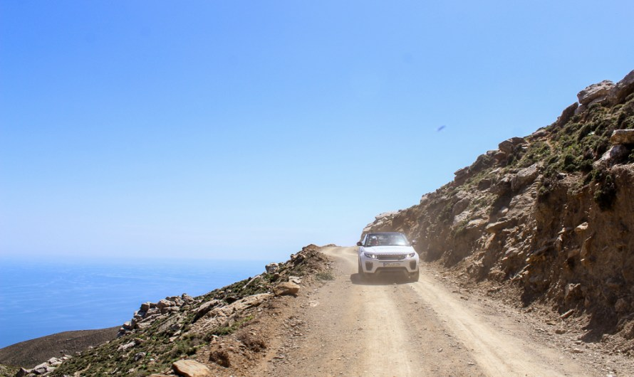 Video: Crete as you've never seen before – Land Rover Experience Greece