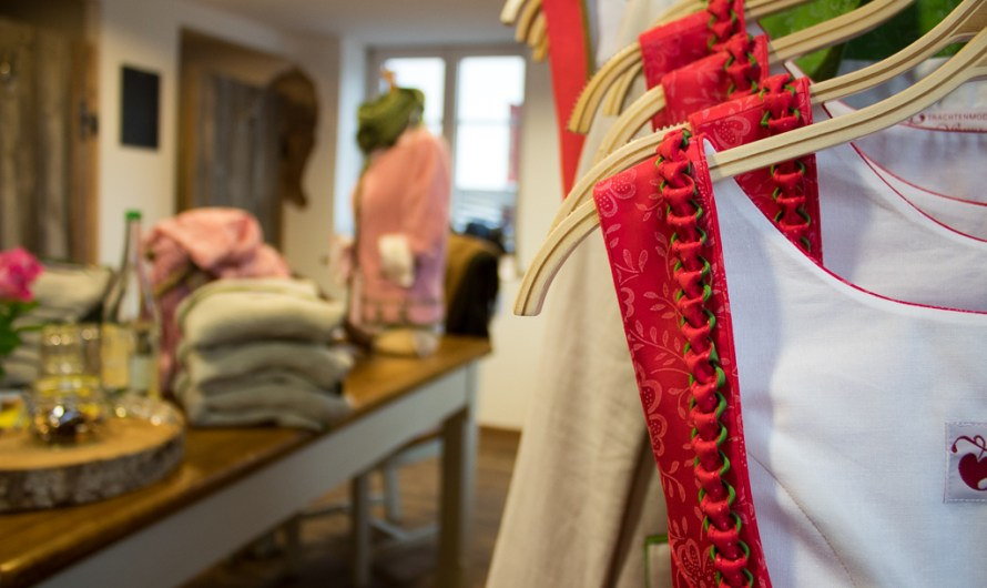 What you did not know about Dirndl and authentic Allgäuer Trachten