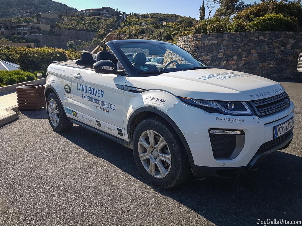 Land Rover Experience Greece Cretes wild East - JoyDellaVita.com
