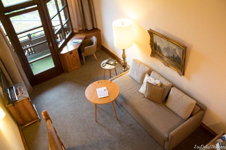 Lindner Parkhotel & Spa Oberstaufen – First Class Maisonette Single Room