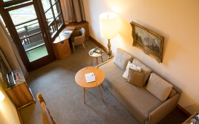 Lindner Parkhotel Spa Hotel Oberstaufen First Class maisonette single room - JoyDellaVita.com