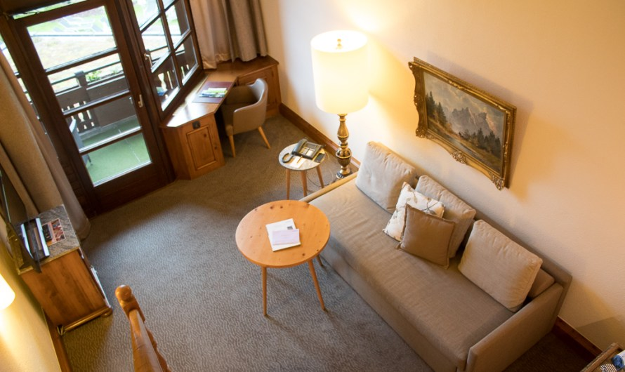 Lindner Parkhotel & Spa Oberstaufen – First Class Maisonette Single Room