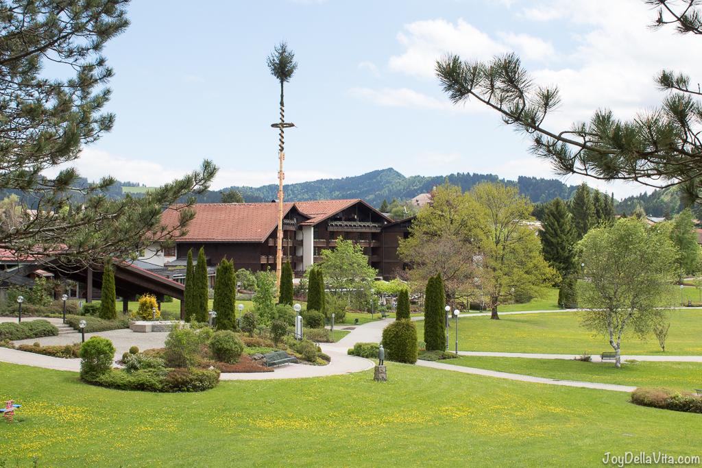 Lindner Parkhotel Spa Hotel Oberstaufen - JoyDellaVita.com