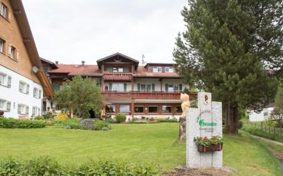 Restaurant Ferienhof Geissler in Zell near Oberstaufen, Allgäu