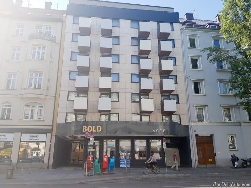 BOLD Munich City Centre Lindwurmstraße 70A, 80337 Munich