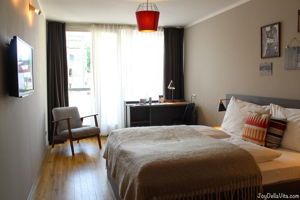 BOLD Hotel Munich City Travelblog - JoyDellaVita.com