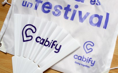 Discount Code during Primavera Sound for Cabify (Spanish UBER) in Barcelona