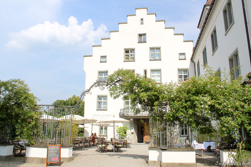 Castle Hotel Wartegg in Rorschacherberg at Lake Constance