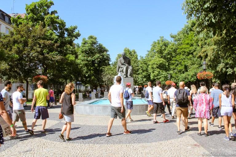 "Exploring Bratislava with ""Castle & Old Town Tour"" by Bratislava Free Tour"