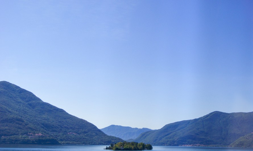 How far is Lake Maggiore from Milan?