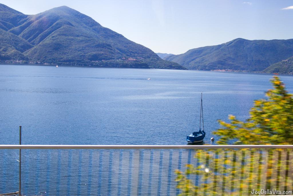 Lake Maggiore Lago Maggiore - Travelblog JoyDellaVita.com